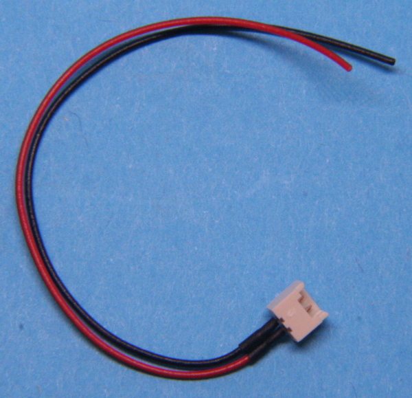 Micron Radio Control : Connectors and Leads for the Spektrum AR6400